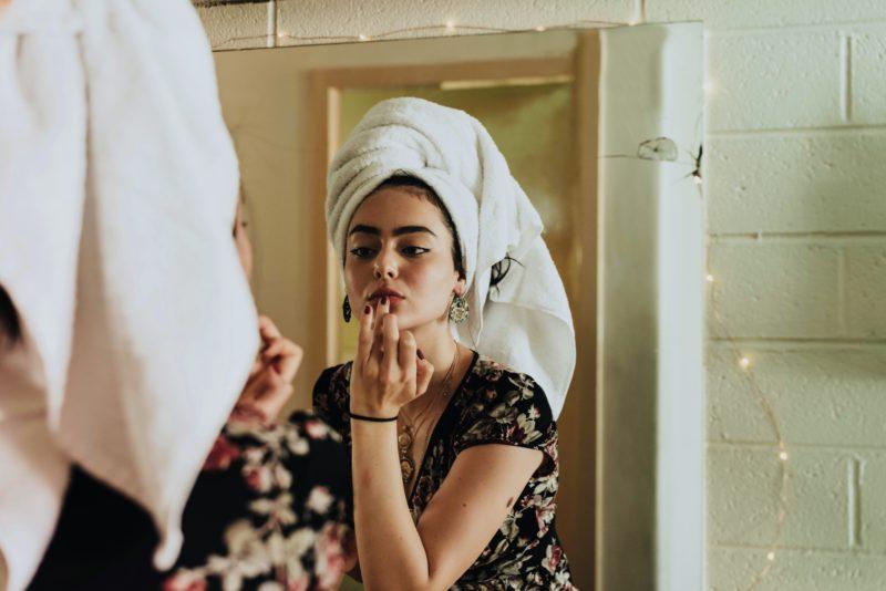 マスクによる肌荒れ対策